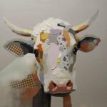 Cow in the Meadows - Original