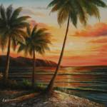Sunset Beach Florida.