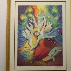 Jacob's Dream by Ari Gradus (Boca Raton Art)