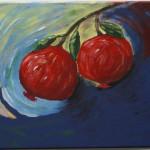 Pomegranate Art Acrylic